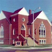 Ellis, KS UMC