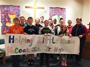 "Great Plains laity/church on a mission to help ""Little Annie"""