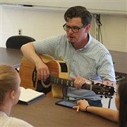 Amp It Up! camp experience transforms young musicians