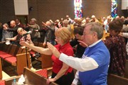 More than 750 south central Kansans attend bishop's town halls