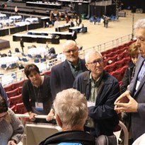 GC 2019 Day 3 (Legislative Committee): Bishop's Daily Wrap-up