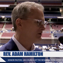 GC 2019: Delegate Reactions — Rev. Adam Hamilton