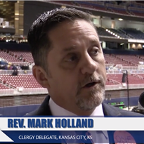 GC 2019: Delegate Reactions — Rev. Mark Holland