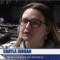 GC 2019: Delegate Reactions — Shayla Jordan
