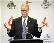 Council of Bishops president: Methodists should refocus on mission
