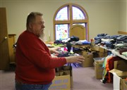 Nebraska church reaches out with supplies, shoulder to flooded community