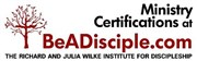 BeADisciple offering six practical ministry certifications beginning in August