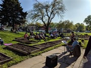 Garden project at Omaha church grows with fellowship, interaction