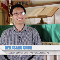 Great Start in the Great Plains: Pastor Isaac Chua