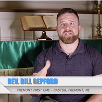 Great Start, The Holy Spirit moves: Rev. Bill Gepford