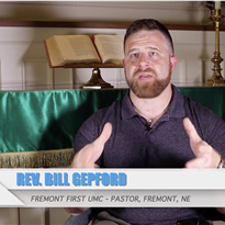 Great Plains, rewarding ministry: Rev. Bill Gepford