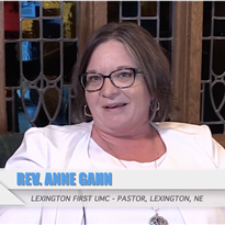 Great Start in the Great Plains: Rev. Anne Gahn