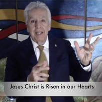 Bishop Saenz shares an Easter message