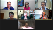 Bishop, pastors discuss personal cases of racism during webinar