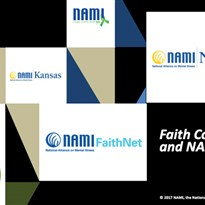 National Alliance on Mental Illness (NAMI) FaithNet Presentation