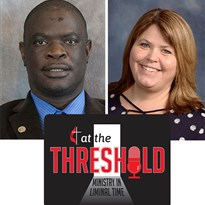 At The Threshold: Going with God in Change