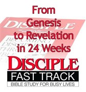 Disciple Bible Study makes God's word available on the fast track