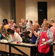 UM church secretaries nationwide gather in Wichita