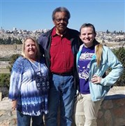 Holy Land trip provides chance to reflect on Israeli-Palestinian conflict