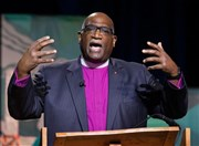 Episcopal address challenges all to go forth
