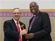 Dakotas-Minnesota bishop is new president of the Council of Bishops of The United Methodist Church