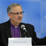 Bishop Ough shares Council of Bishops proposal for unity
