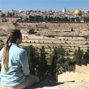 Holy Land trip makes deep impression on college student