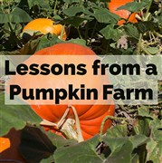 El Dorado church finds lessons in pumpkins