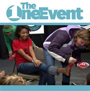 Youth learn to defeat fear at The OneEvent 2015