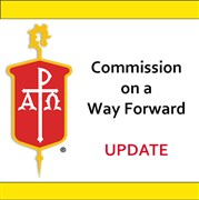 Commission on a Way Forward holds organizational meeting