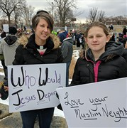 Great Plains clergy raise voices in immigration rallies
