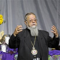Annual Conference 2016: Teaching time with Archbishop Elias Chacour