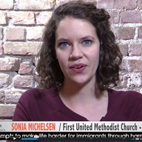 Omaha First UMC members share successes of helping refugees