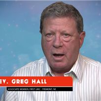 Call to Ministry - Associate Member - Greg Hall